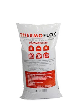 Thermofloc Dämmpellets